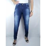 Calça Jeans 767 Skinny Cós Medio Cigarrete Elastano Promoção