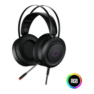 Headset Gamer Cooler Master Ch321 Usb, Rgb, Drivers 50mm