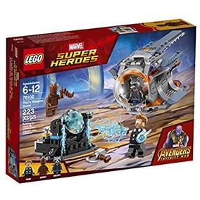 Lego Marvel Super Heroes Avengers Infinity War 76102