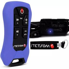 Controle Longa Distância Sx4 Stetsom 200 Metros Azul