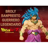Figura Muñeco Dragon Ball Broly Saiya Legendario Vs Goku