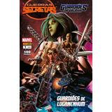 Panini Marvel Guerras Secretas Guardiões Da Galáxia #1