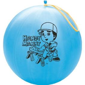 Handy Manny Bola Perforación Del Globo