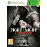 Fight Night Champion Xbox360 Videojuego Nuevo Sellado