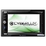 Equipo De Sonido Dvd Para Carro Cyberlux Rdvdmt-cx2 Nuevo