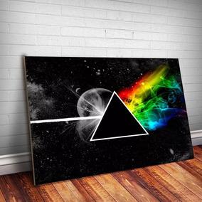 Placa Decorativa Pink Floyd 10 Classic Rock Quadros Mdf 3mm