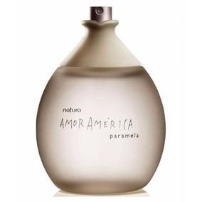 Natura Amor América 100ml Paramela Original *** Lacrado ***