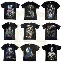 Kit 10 Camisas Camisetas Blusa Ogabel Thug Nine Swag Chicago