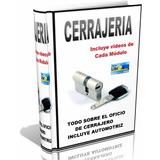 Libro Digital - Audiovisual De Cerrajería - Pdf Dvd