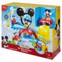 La Casa De Mickey Mouse Resbalin Deslizador Fisher Price