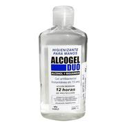 Sanitizante Manos Alcohol Gel Biguanida X 200ml Unico 12 Hs!