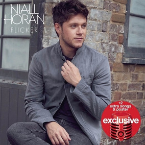 Cd Niall Horan Flicker Target C / Poster Pronta Entrega.
