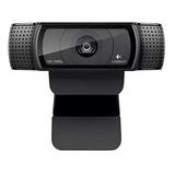 Full Hd Pro Webcam C920 Logitech - Next Gamers