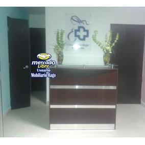mueble recepcion escritorio para espacios pequeos