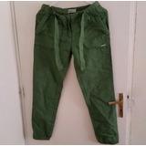 Jeans Bombacho Pantalon Mujer