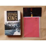 Stephen King - Libro El Resplandor Sudamericana + It Barco
