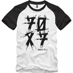 Camisas Com Desenhos De Bateria Gospel - Camisetas e Blusas Manga ... 32367f2d3b3