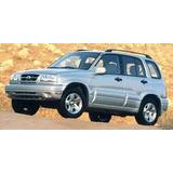 Doble Traccion Completa De Chevrolet Gran Vitara+repuestos