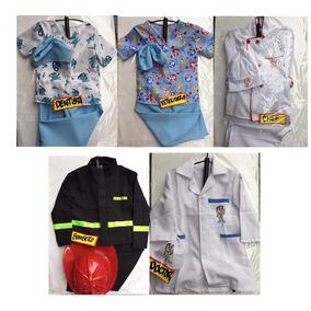 Disfraz Oficio Dentista,chef, Doctor,bombero,etc,$18.000 C/u