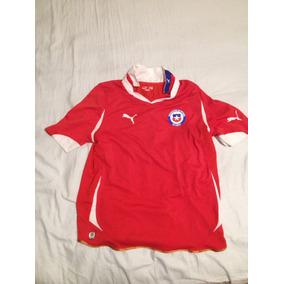 Camisa Seleccion De Chile