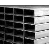 Caño Estructural 100 X 50 X 2,0mm | Barra X 6 Mtrs