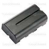 Bateria Np-f570 Para Sony Dcr Trv110 Trv110e Trv110k Trv120