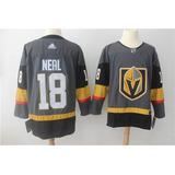 Jersey Hockey Hóquei Nhl Vegas Golden Knights 2018