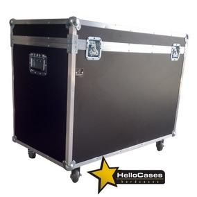 Hard Case Duplo Caixa Qsc K12 - Direto Da Fábrica