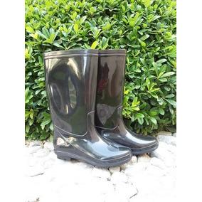 Botas De Lluvia Negras Económicas Baratas - Rain Boots