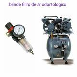 Compressor De Ar Odontológico 123 Dcl Stelo 1 Consultório