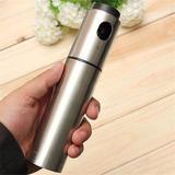 Pulverizador Spray Borrifador Azeite Aço Inox Air Fryer