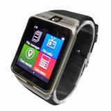 Relógio Celular Smart Gv18 Aplus Fm Gps Android Iphone