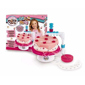 Juguetes Nena Cake Party Juego Decora La Torta Original