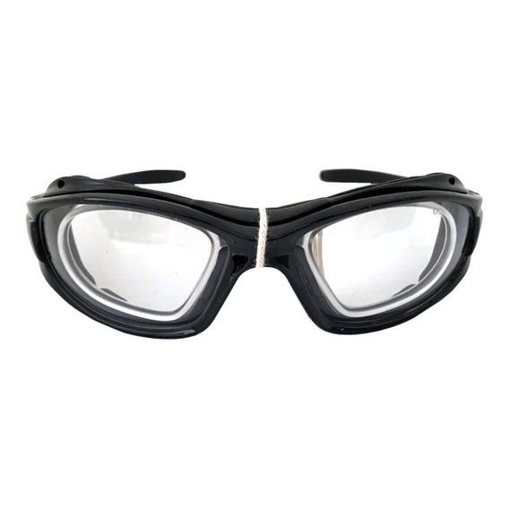 Antiparra Ucu 101 Incolora Proteccion Ocular Con Clip Optico