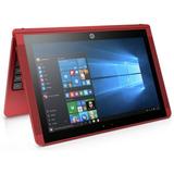 Netbook/tablet Hpx2x1 Touchscreen/10-p007na/vermelho/tela10