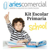Kit / Combo Canasta Escolar Primaria 1ºciclo Cuaderno T/ Abc