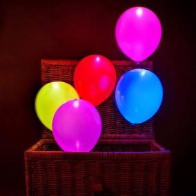 Bexigas Balões Led Luminosos Kit Com 10 Unidades