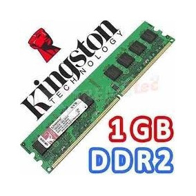 Memoria De 1gb Ddr2-583 Kingston