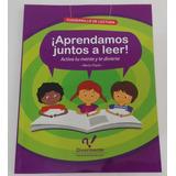 Aprendamos Juntos A Leer Libro De Lectura Divermente