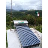Calentador Solar Sunnergy 12 Tubos