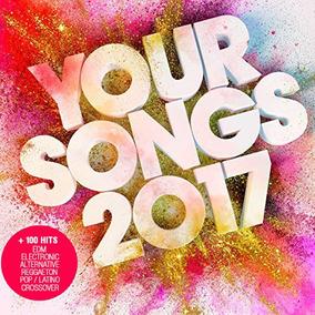 2017 Album Your Songs Varios Artistas Singles Originales