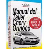 Chery Orinoco Original Manual Mecanica Reparación Español