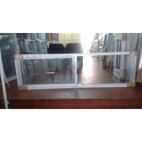 Ventana Aluminio Blanco2.00x0.60 Incluye Iva Directo Fabrica