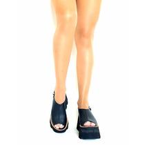 Zapato Sandalia Mujer Charritos Flecos Primavera 2016/17
