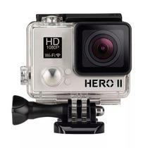 Câmera De Ação Goalpro Hero 2 Silver Sport 2 Full Hd 1080p