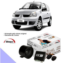 Alarme Padlock Keyless Olimpus Renault Clio 2004/2012