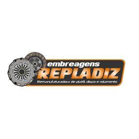 Embreagem Kit Completo Vw Golt Gti Audi A3 1.8 Turbo Apos 01
