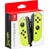Nintendo Switch Joy-con Set Amarillo - Prophone