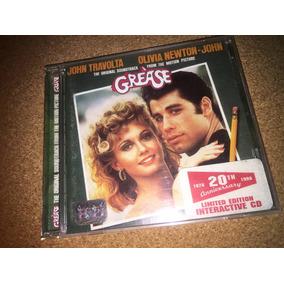 Grease Musical John Travolta Olivia Newton-john