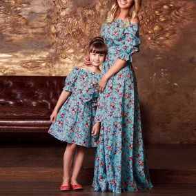 Vestidos de fiesta de mama e hija